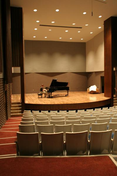 Viterbo Recital Hall